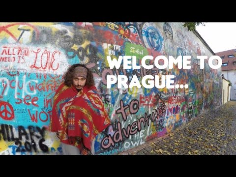 Getting drunk in the Czech Republic || Travel Vlog #11