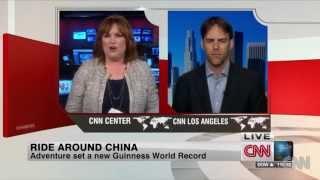 Interview: CNN International