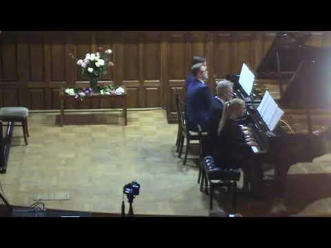 Бах-Гуно - Аве Мария (фортепианный ансамбль 8 рук)