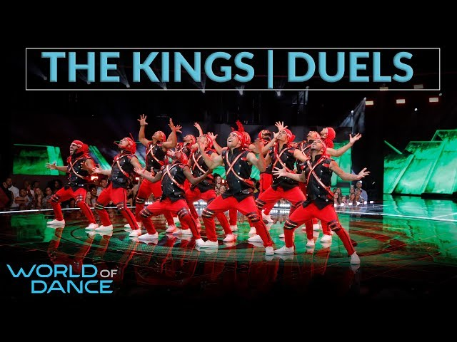 The Kings | Duels Performance | NBC World of Dance Season 3 | Malhari | Bajirao Mastani
