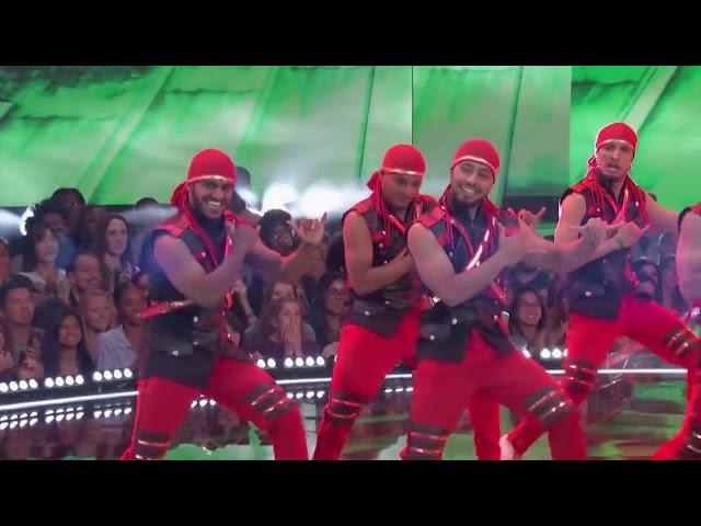 The Kings | Duels Performance | NBC World of Dance Season 3 | Malhari | Bajirao Mastani