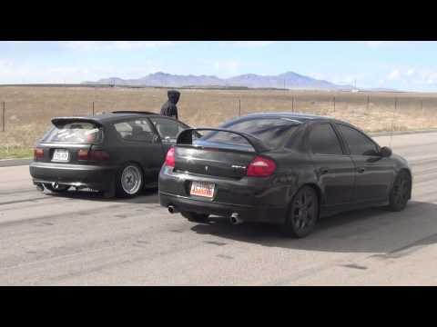 Honda vs SRT4