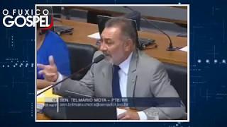 Senador zomba de adventistas em plenário