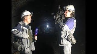 Фото 700 метров под землей репортаж из шахты Шерловская Наклонная