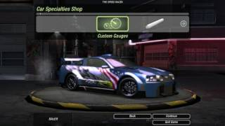 Need for Speed Underground 2 - Ford Mustang GT Customization