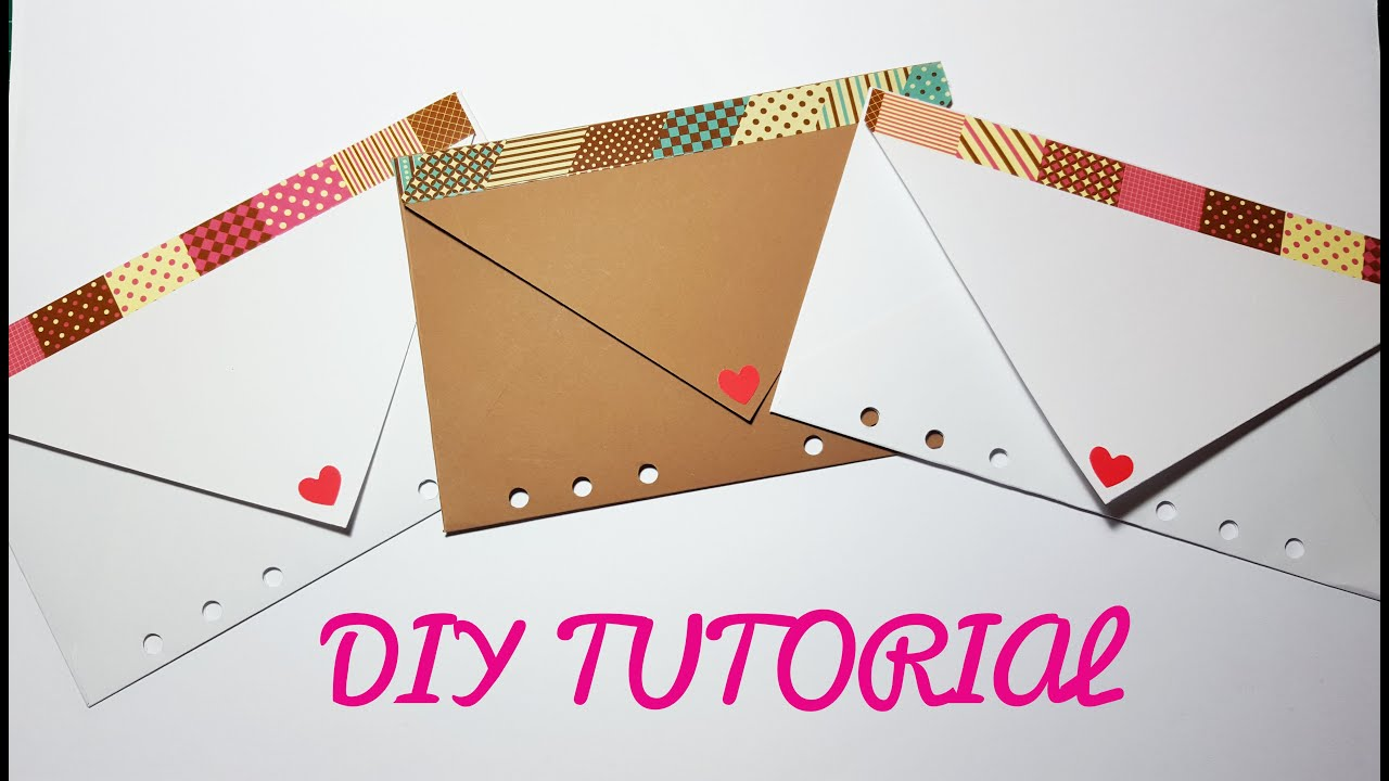 Preferenza DIY Tutorial | Come realizzare una busta con la Envelope Punch  AO81