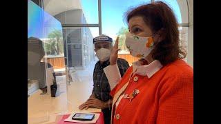 Arianna Barrios Files for Orange City Council