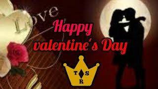 Happy valentine day !! Love !!