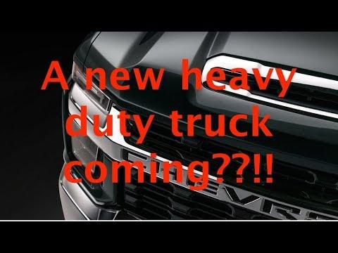 2020 Chevy Silverado 2500 - Design Thoughts