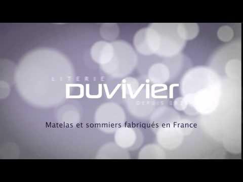 """Vidéo extrait billboard France 2 : Literie Duvivier / """"On n'est pas couché"""""""