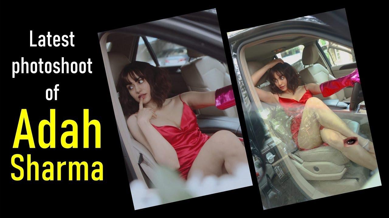 Latest photoshoot of actress Adah Sharma   Bollywood Town