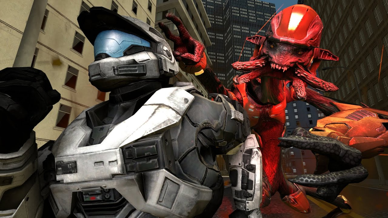 Cursed Halo Reach Halo Mcc Pc Mod Showcase 7 At Halo The Master Chief Collection Nexus Mods And Community