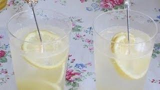 Making Lemon Squash - えりの食の世界 - eriFW.com Official Youtube Channel