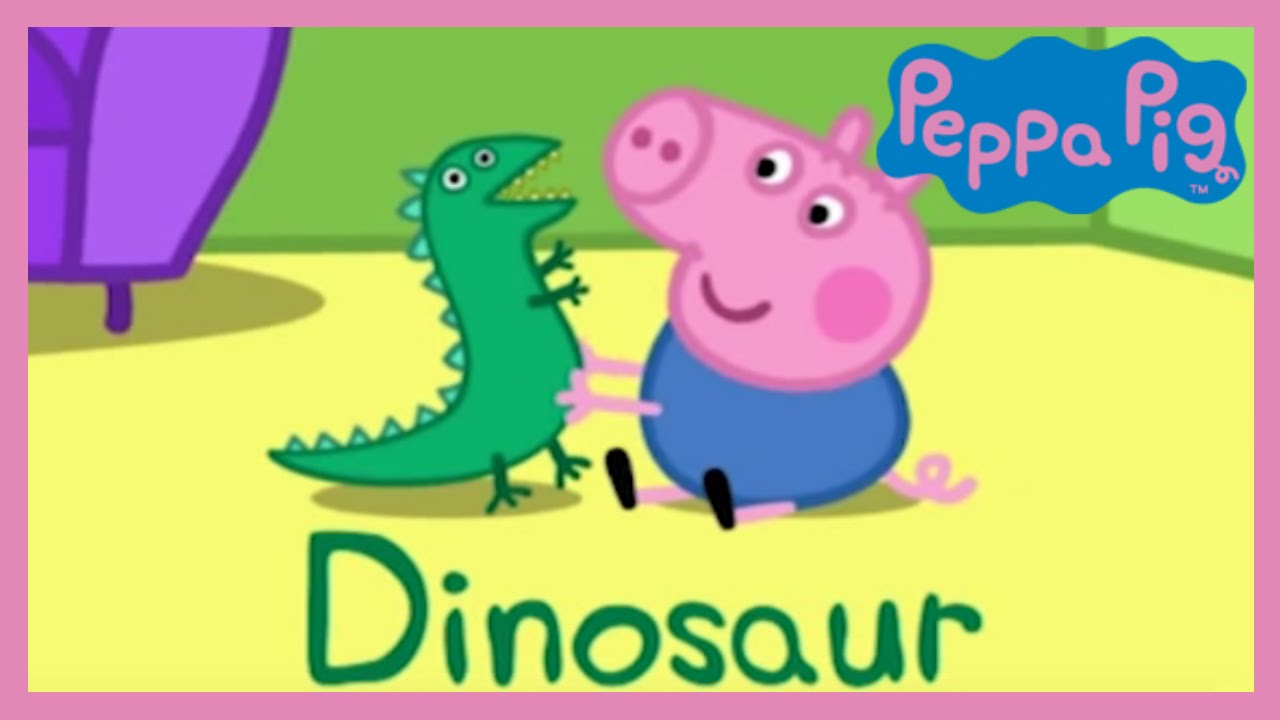 Learn The Alphabet With Peppa Pig Youtube