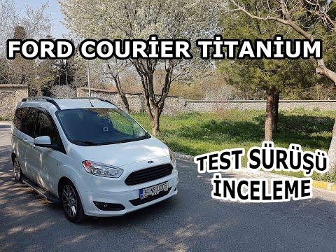 Ford Courier Titanium | İnceleme & Test Sürüşü | Kullanıcı Yorumları