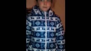 Видеообзор. Зимние куртки для девочек на искуственой овчине.