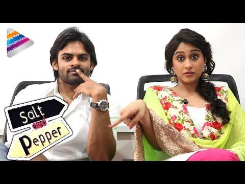 Subramanyam For Sale Movie Special   Salt And Pepper   Sai Dharam Tej   Regina   Telugu Filmnagar