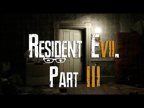 Resident Evil VII and Sipping Tea [Driving Lesson] [Part 3]