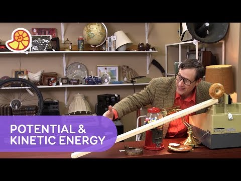 What's the Difference between Potential and Kinetic Energy? | Science Max