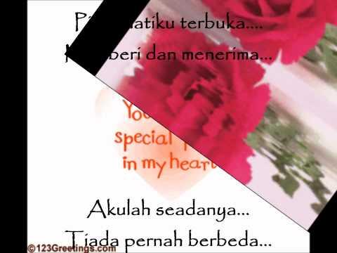 Selamat Datang Sayang by Hattan with Lyrics