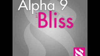 Alpha 9 - Bliss (Original Mix)