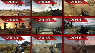 History of Battlefield Graphics (2002 - 2016) | PC | ULTRA