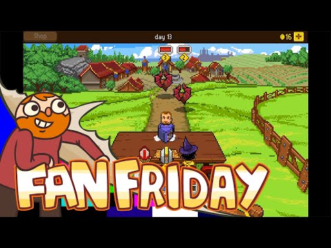 Fan Friday! - Knights of Pen and Paper