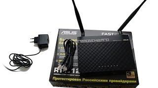 видео ASUS RT-N11P настройка Wi-Fi роутера