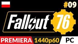 Fallout 76 PL z Arlinką  odc.9 (#9) - Live ⛺️ Ponętna Rose