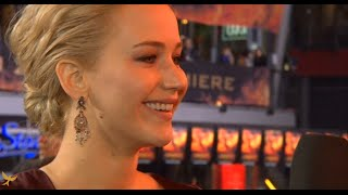 Mockingjay Part 2 Berlin World Premiere - Jennifer Lawrence