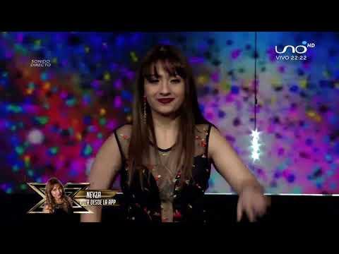 A PEDIR SU MANO - Juan Luis Guerra - Neyza - Factor X Bolivia 2019