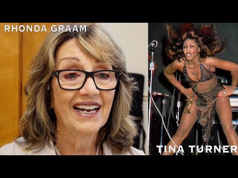 "TINA TURNER & RHONDA GRAAM ~ ""55 Years With The Queen Of Rock"".  Tina´s assistent tells her story."