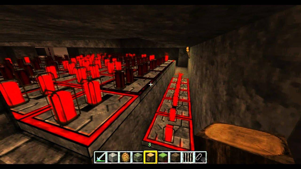 Minecraft Nikos Evil Lair P1 HD YouTube