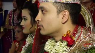Manan and Monashree wedding summary/Celebration Studio Nepal