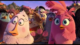 THE ANGRY BIRDS MOVIE - Coming to HOYTS MAY 12 #SB50