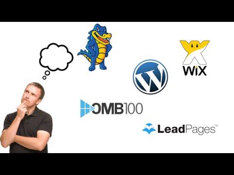Qual a melhor plataforma de sites