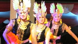 Tari GOLEK LAMBANGSARI - Cross Gender - Javanese Classical Dance [HD]