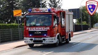 🚨 HLF 10 Feuerwehr Rehmsdorf (Elsteraue) + TLF 16/25 Feuerwehr Rositz