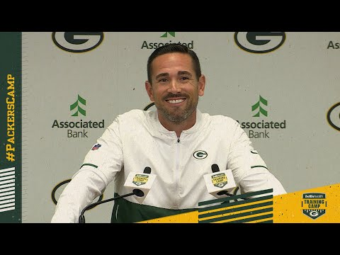 Matt LaFleur: 'We feel like the sky's the limit' with Aaron Rodgers |