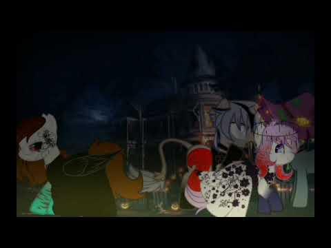 Пони клип-Это Хэллоуин(Кошмар перед Рождеством)