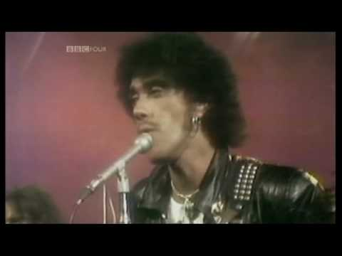 THIN LIZZY - The Boys Are Back In Town(1976 UK T.O.T.P. TV Appearance) ~ HIGH QUALITY HQ ~