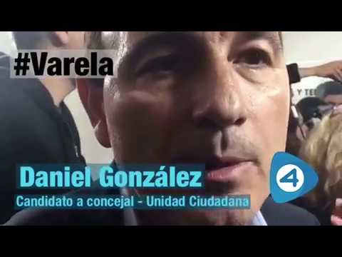 """González en la UNAJ:  """"La educación pública no está recibiendo el presupuesto necesario"""""""