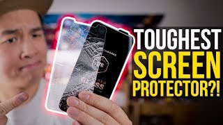 TOUGH & CHEAP?! - Patchworks ITG Silicate & ITG Full Cover Screen Protectors for iPhone X - Review