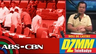 DZMM TeleRadyo: No more pointing fingers - Lacson backs transfer of police training to PNP