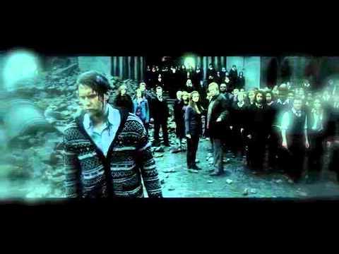 Neville Longbottom's Speech to Voldemort.