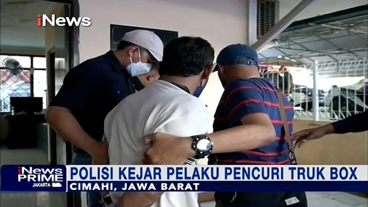 Download Polisi di Cimahi Amankan Pelaku Pencurian Truk Box Part 01 #iNewsPrime 15/10