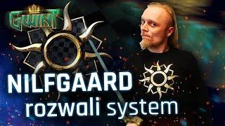 GWINT - #1 Nilfgaard! Nowa Talia! Opis mechaniki oraz pierwsza potyczka z M4sha!