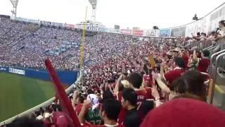 2016.6.19 楽天イーグルス 東北限定チャンテ2 横浜スタジアム