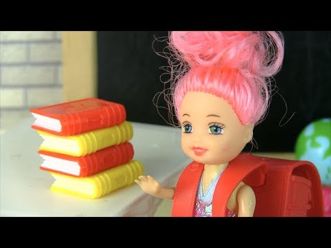 видео: КТО БУДЕТ ПЛАТИТЬ ЗА УЧЕБНИКИ? Мультик #Барби Школа Куклы Игрушки Для девочек