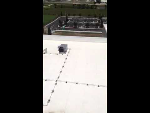 Birdseye view of Viera Charter School, FL